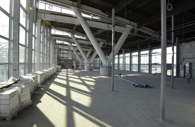 Строительство нового аэропорта Ростова-на-Дону