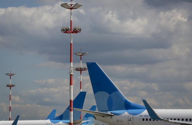 "Самолеты авиакомпании ""Победа"""