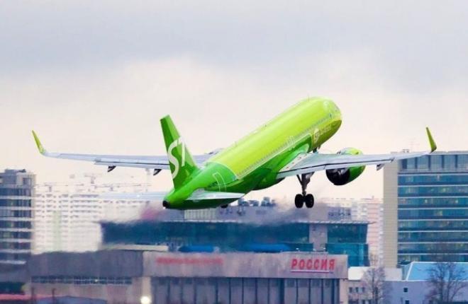 S7 Airlines получила седьмой A320, Buta Airways  — седьмой E190