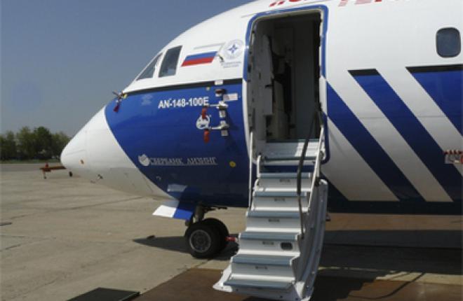 """ВАСО провел мониторинг работоспособности Ан-148 авиакомпании """"Полет"""""""