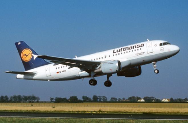 Часть ближнемагистрального флота Lufthansa, включая самолеты Airbus A319, будет