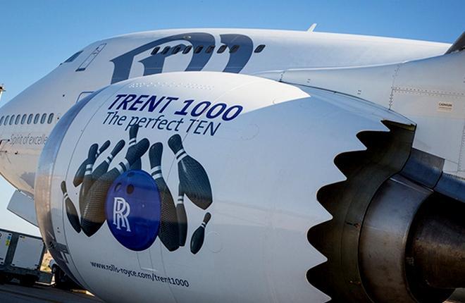 EASA окончательно сертифицировало улучшенный двигатель для Boeing 787