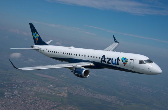 Китайская HNA Group завершила покупку доли в бразильской авиакомпании Azul