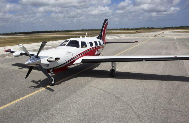 Новый самолет Piper M600 сертифицирован в США