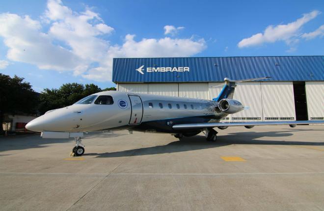 Praetor 600 Embraer