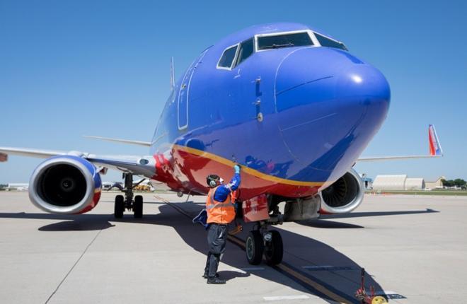 Самолет Southwest