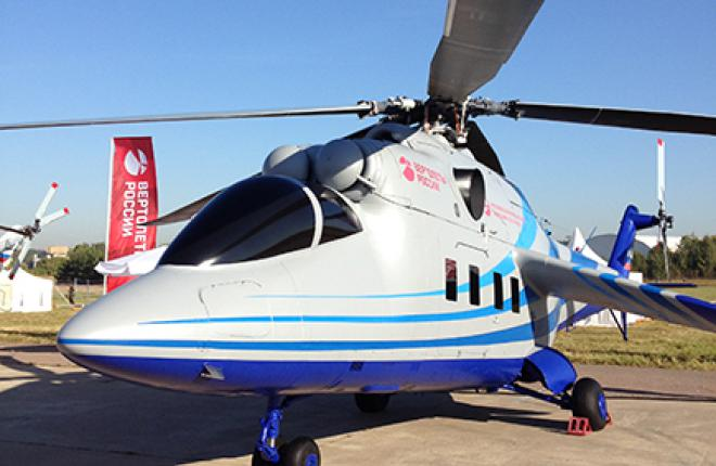 «Вертолеты России» уже строят второй, летный, экземпляр такой лаборатории (ATO.ru)