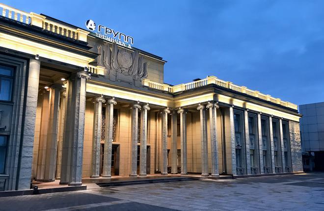 Терминал А в аэропорту Пулково демонстрирует рост