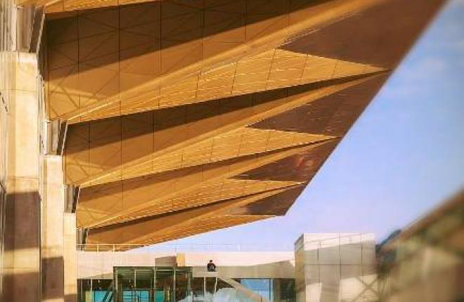 Новый терминал в аэропорту Пулково начинает работать в тестовом режиме