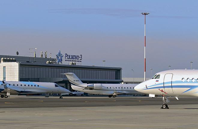 Основа ЦБА «Пулково-3» — пассажирский терминал общей площадью 4 тыс. м2