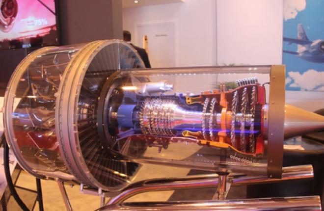 Pratt & Whitney поставила двигатель для самолета МС-21