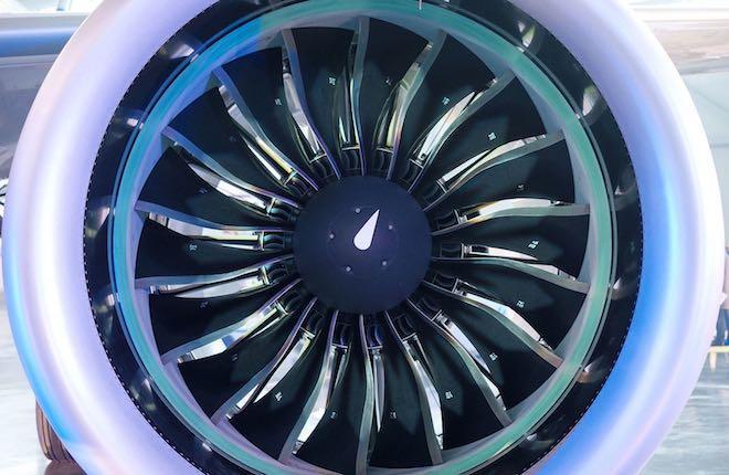 двигатель Pratt & Whitney