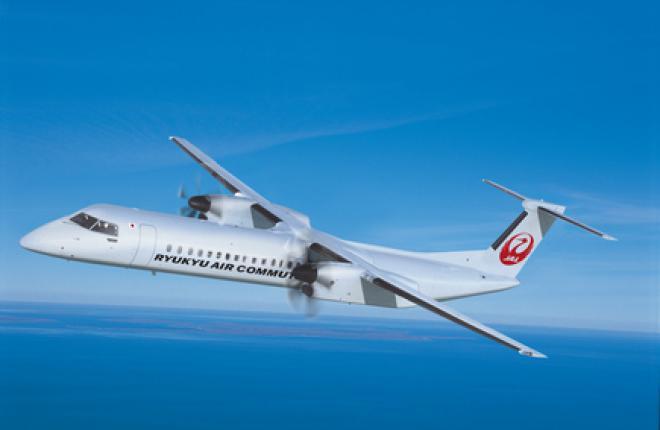 На полугрузовую версию Bombardier Q400 оформили первые заказы