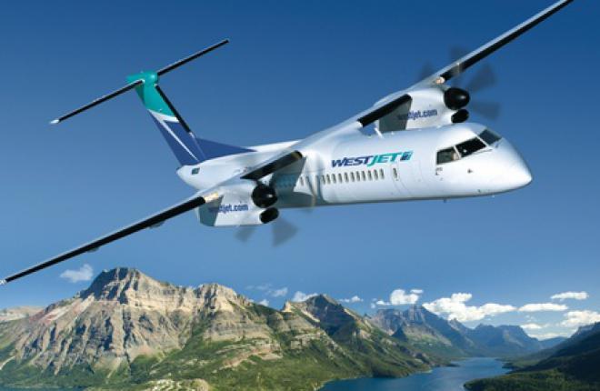 Bombardier поставил 500-й самолет Q400