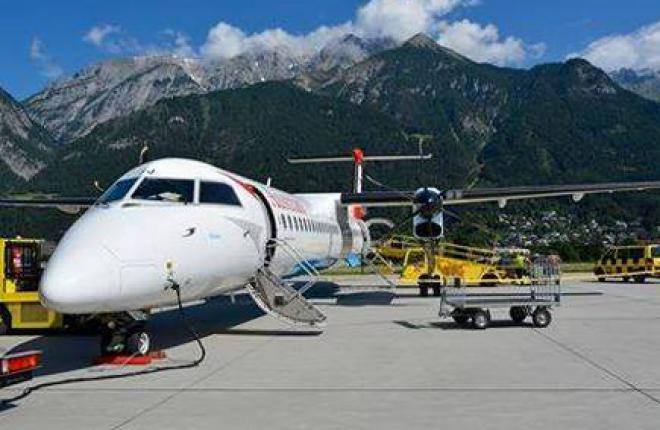 Austrian Airlines будет летать на внутренних маршрутах в Швейцарии