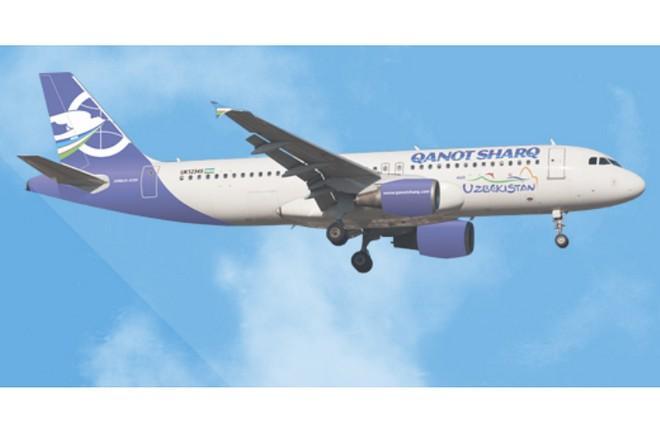 A320 Qanot Sharq
