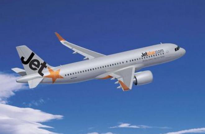 Австралийская Qantas заказывает 110 новых самолетов Airbus A320