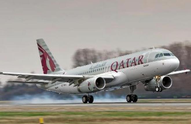Авиакомпания Qatar Airways может стать акционером Czech Airlines
