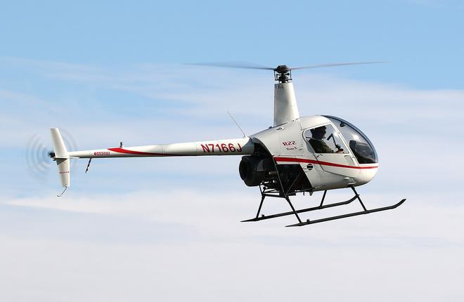 Новый счетчик позволит продлить налет вертолетов R22