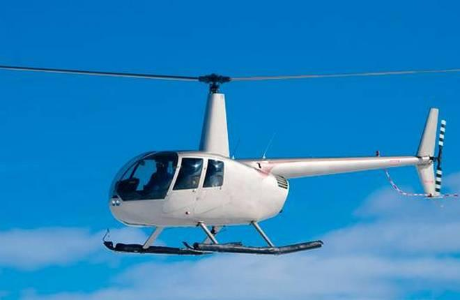 R44 RavenI производства компании Robinson
