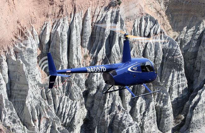 Honeywell ухудшила прогноз для мирового рынка вертолетов