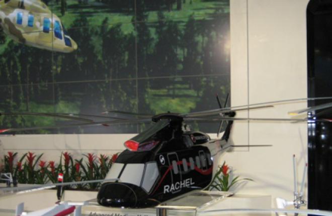 Turbomeca предлагает России новый вертолетный двигатель
