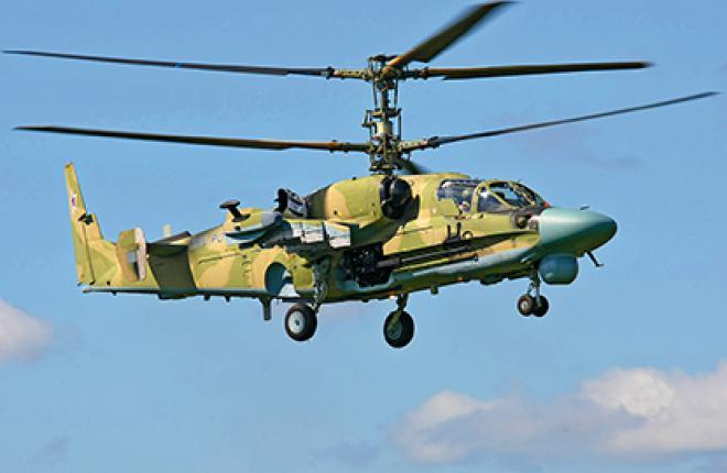 Именно РЛК FH01 превращает Ка-52 в разведывательный вертолет