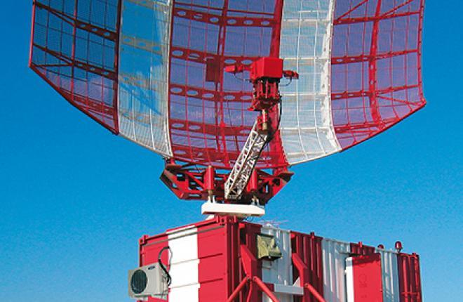 Аэродромный обзорный радиолокатор АОРЛ-1АМ