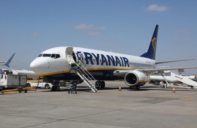 Ryanair замахнулась на статус крупнейшего перевозчика в Центральной Европе