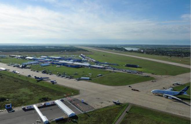 Строительство аэропорта в Раменском начнется уже в 2014 году