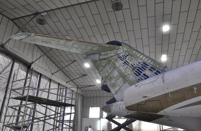 ТОиР бизнес джета Bombardier -- RAS Group