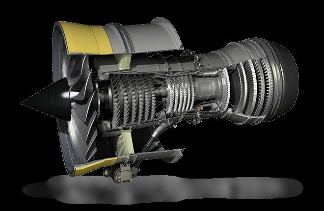 Двигатель RB211-535E4 фирмы Rolls-Royce