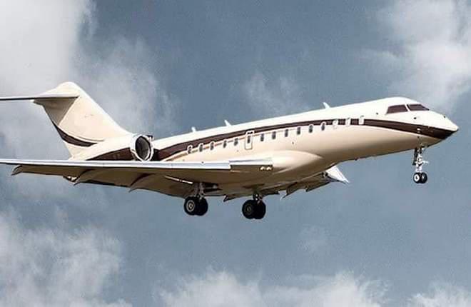 Emperor Aviation получила очередной самолет Global XRS