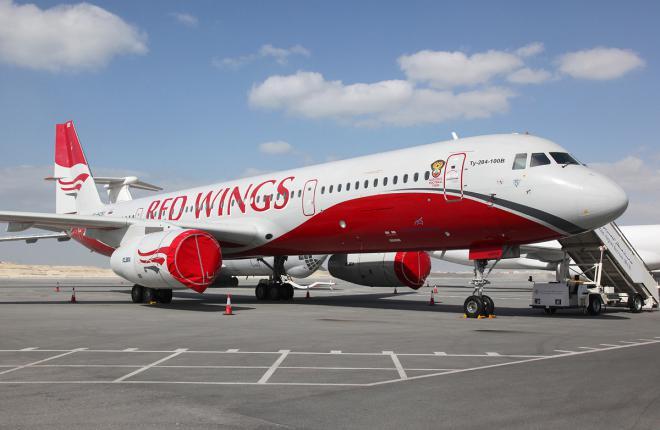 Авиакомпания Red Wings открыла рейс Москва—Краснодар