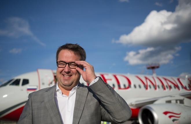 Евнений Ключарев, гендиректор авиакомпании Red Wings