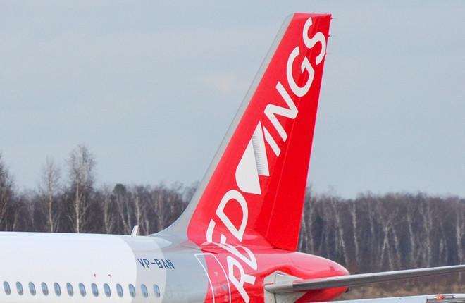 Хвост самолета семейства A320