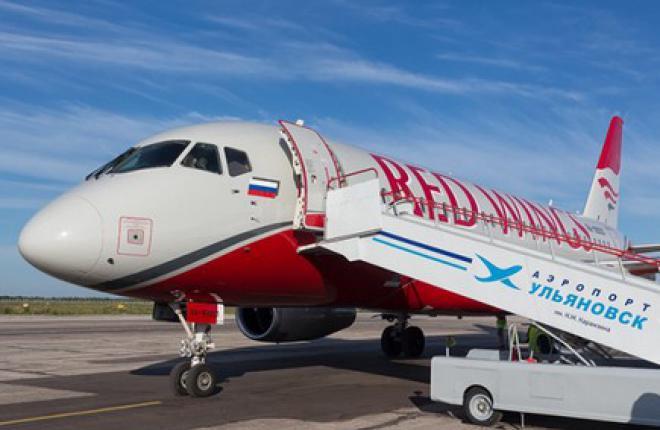 Авиакомпания Red Wings готова стать стартовым оператором самолетов МС-21