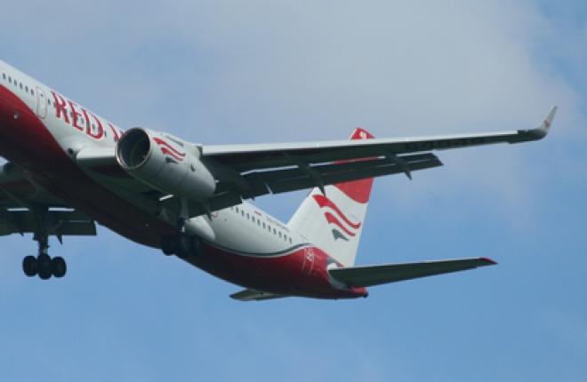 Действие сертификата эксплуатанта авиакомпании Red Wings приостановлено