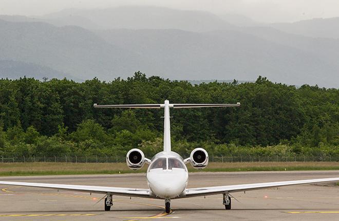 В российском регистре стало больше деловых самолетов