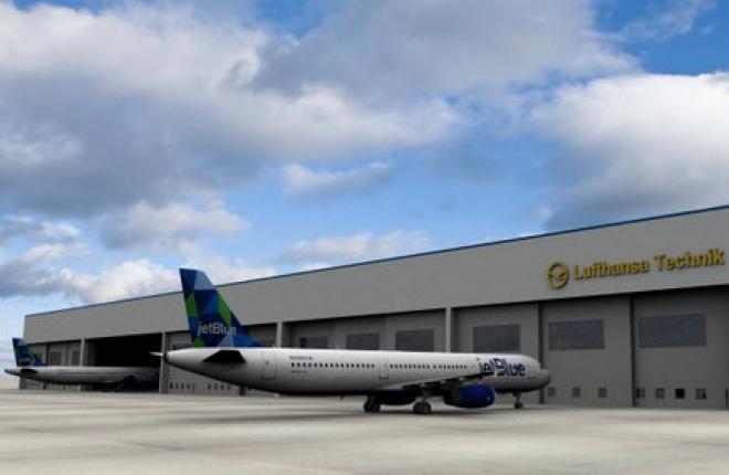 Lufthansa Technik построит базу ТОиР в Пуэрто-Рико