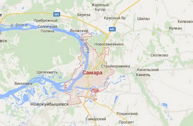 """""""Хелипорты России"""" откроют вертолетный комплекс в Самаре"""
