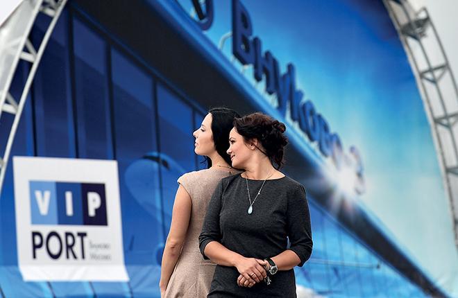 Крупнейшую выставку деловой авиации в регионе традиционно принимает Внуково-3 :: Рамиль Ситдиков // РИА Новости