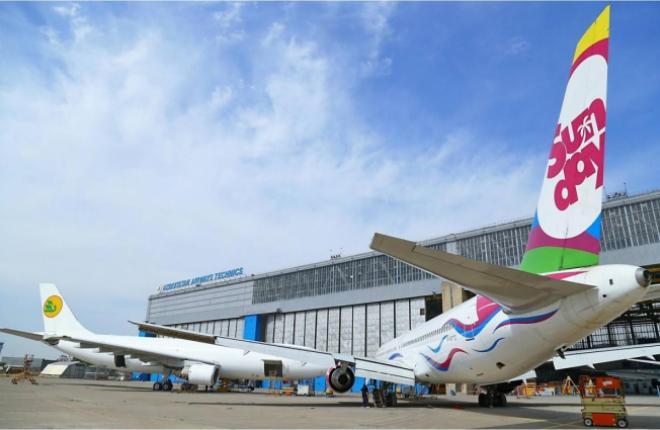 Провайдер Uzbekistan Airways Technics займется техобслуживанием самолетов Boeing 737