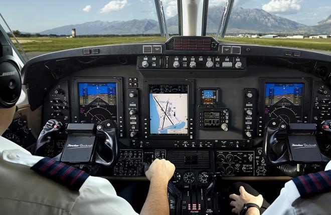 Комплекс авионики Pro Line 21от Rockwell Collins