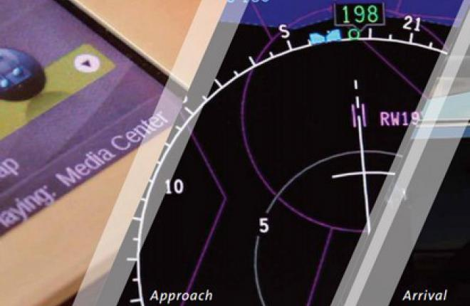 Rockwell Collins сертифицировала систему Ascend для Falcon, Bombardier и Hawker