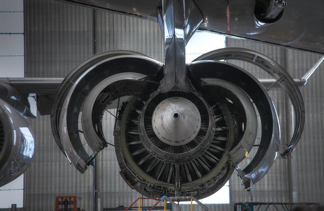 Двигатель Rolls-Royce Trent 556