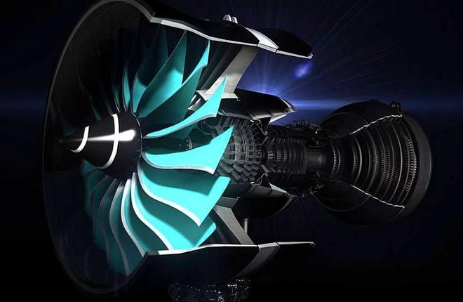 Двигатель программы UltraFan компании Rolls-Royce