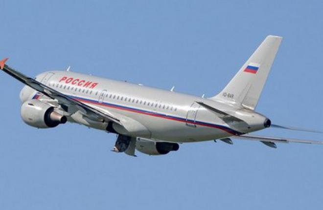 """Авиакомпания """"Россия"""" открыла онлайн-продажу билетов за 26 часов до вылета"""