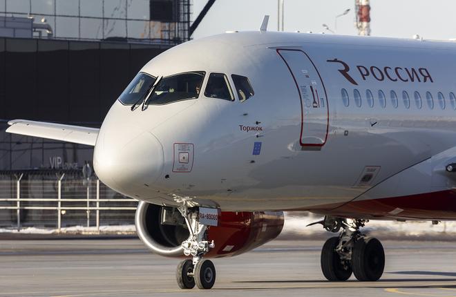 """ATO.ru проведет в прямом эфире в Clubhouse встречу с летным директором авиакомпании """"Россия"""""""