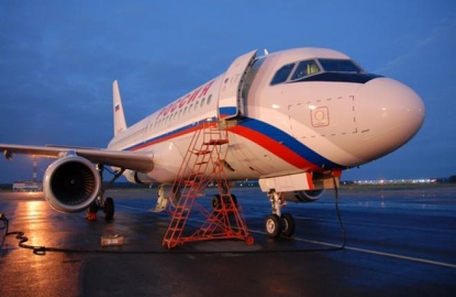 """Авиакомпания """"Россия"""" полетит из Санкт-Петербурга в Навои и Нукус"""